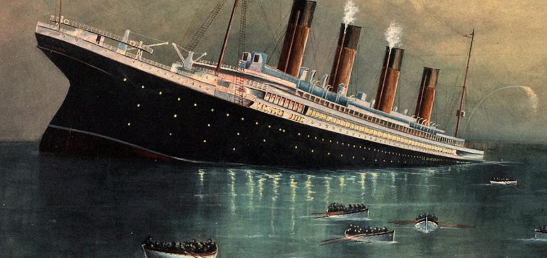 The Titanic Was Supposed to be Unsinkable Too and We Know How That Ended
