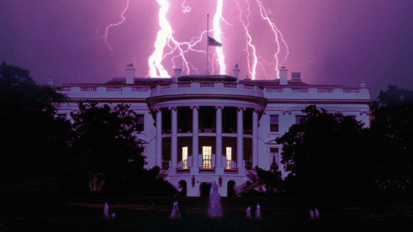 """Crazytown:  the White House, Kavanaugh's Hearing, and the """"Quiet Resistance"""""""