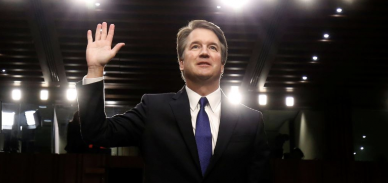 Will Kavanaugh Get On the Bench BECAUSE of Dr. Ford's Testimony?