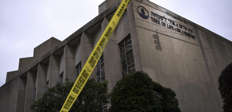 Why is Anyone Confused About Trump's Role in the Synagogue Hate Crime?