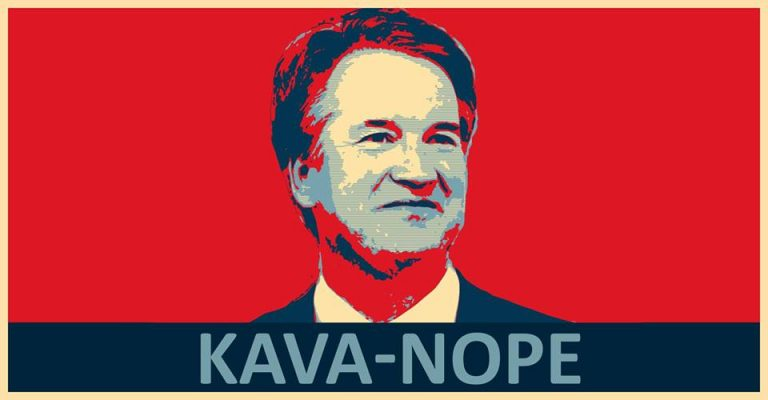 Is There Any Way to Stop Kavanaugh At This Point?