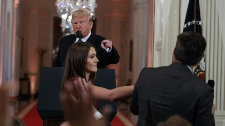 Why Does it Matter if Jim Acosta's Press Pass Can Be Yanked by Trump?