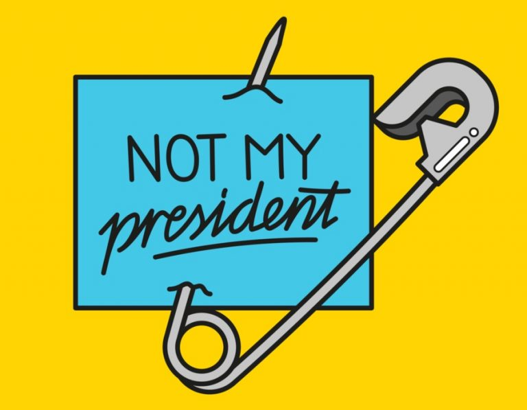Today is NOT MY PRESIDENT Day- Vow to Get Rid of Trump and Trumpism- Join Me!