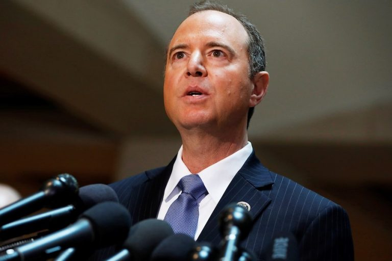 Adam Schiff Stands Up For Democracy Seizing the Narrative From Trump