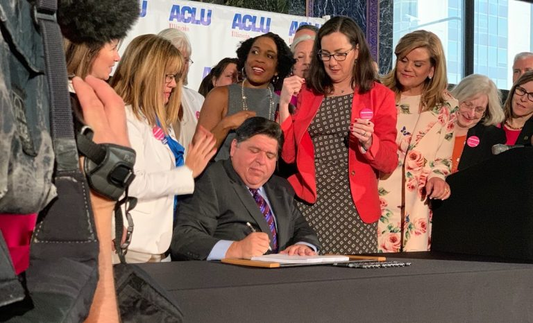 Illinois is Now One of the Leaders in Reproductive Rights for Women