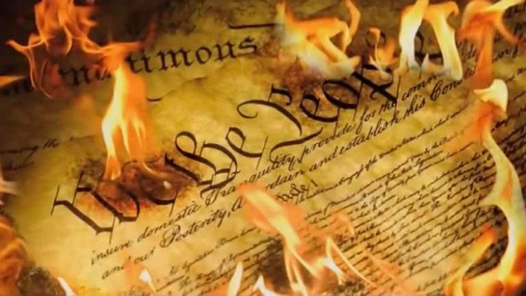 We Are IN a Constitutional Crisis.  Right NOW.