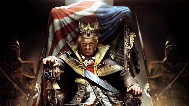 Trump's Defense: I'm Your King. Get Over It.