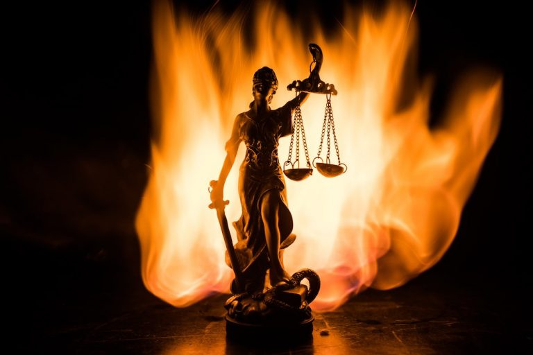 Who's Burning Down the Judicial System…Trump and Barr