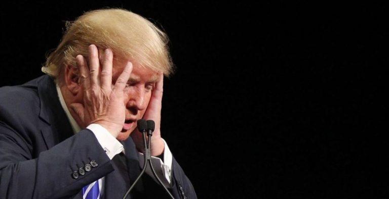 Wily Covid-19 Tricks Trump