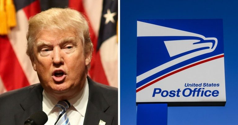 Trump Attacks USPS in Cheat-to-Win Campaign