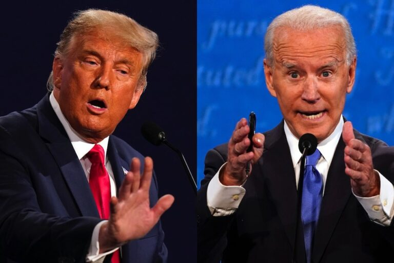 The Last Debate: Liar vs Leader