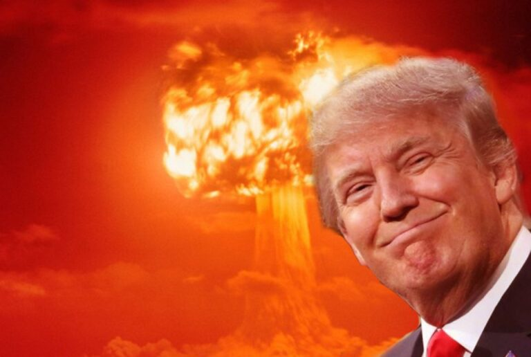 Trump Blows Up the US