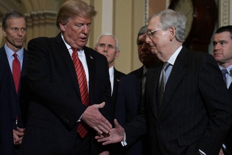 Republicans Still Protecting Trump