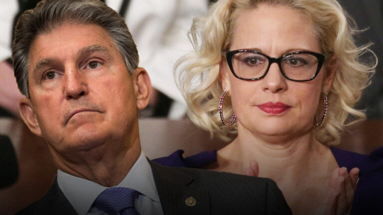 Two Democrats Are Failing The Entire Nation. Why?